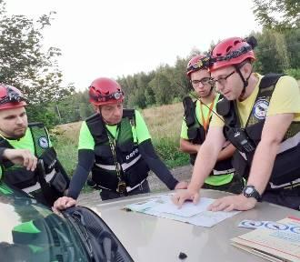 Grupa ratowników-społeczników pomaga w Górach Opawskich