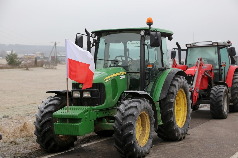 W środę, 21 października, na drogi w całej Polsce wyjadą ciągniki, które będą spowalniać ruch