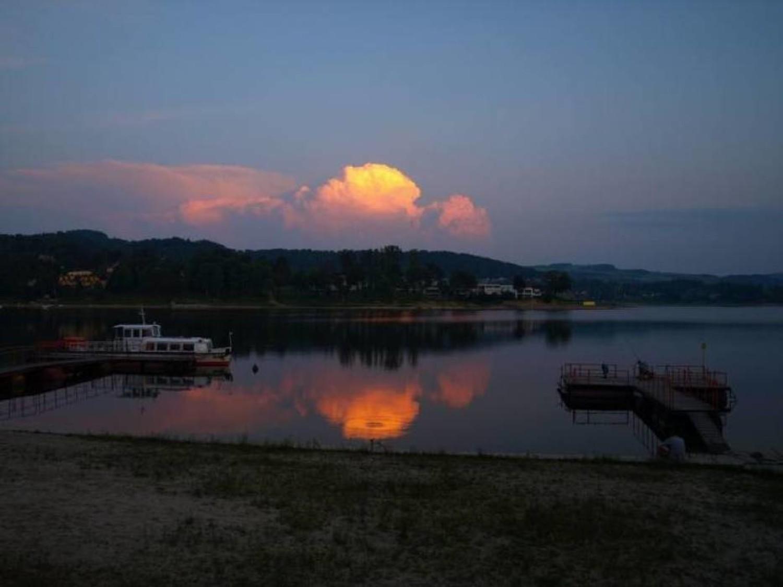 Trasa wokół Jeziora RożnowskiegoZe  Znamirowic aż do Tabaszowej