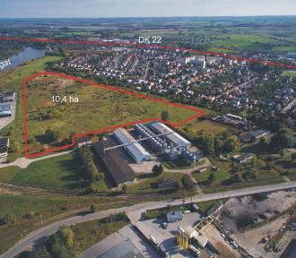 Malbork. 10 hektarów przy Dalekiej czeka na inwestora. Burmistrz zapewnia, że trwają rozmowy