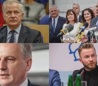Pomorskie pary kandydatów PiS i KO w wyborach do Senatu