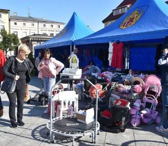 Transakcje kup-sprzedaj-wymień, czyli kolejny pchli targ w Grodzisku