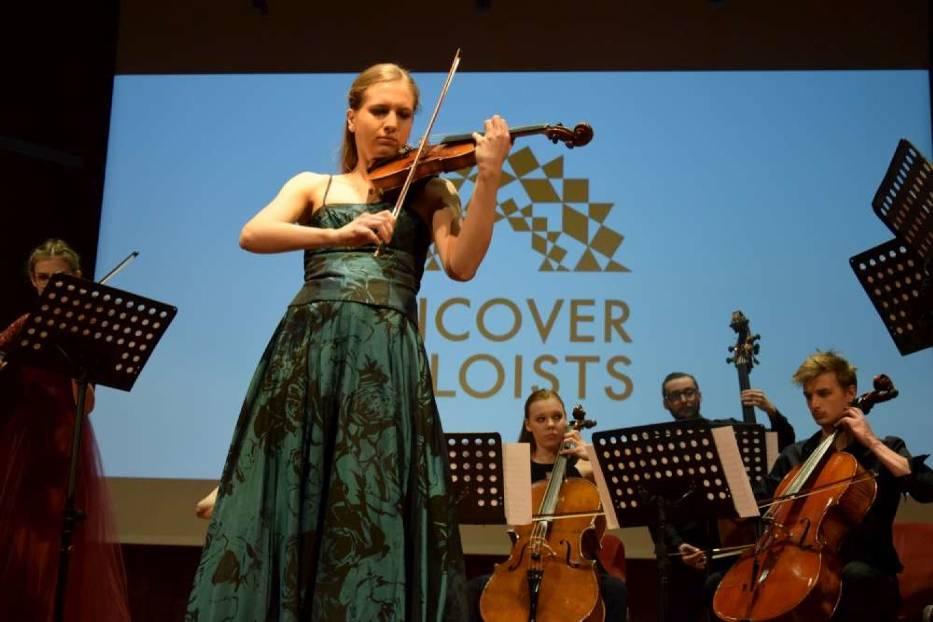 Premierowy koncert Orkiestry Uncover Soloists