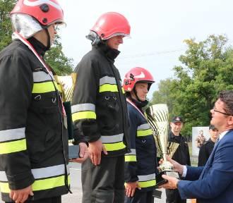 Łukasz Mejza najlepszym strażakiem w Polsce! Prezes OSP Lubiatowo na podium