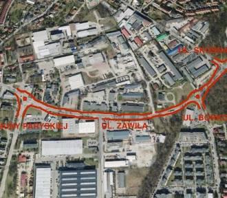 Radny Starobrat walczy o przebudowę ulicy Zawiłej. Uruchomił petycję internetową
