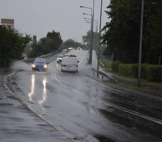 Pogoda w Nowej Soli. Mogą być burze, porywisty wiatr i grad! Jest ostrzeżenie z IMGW