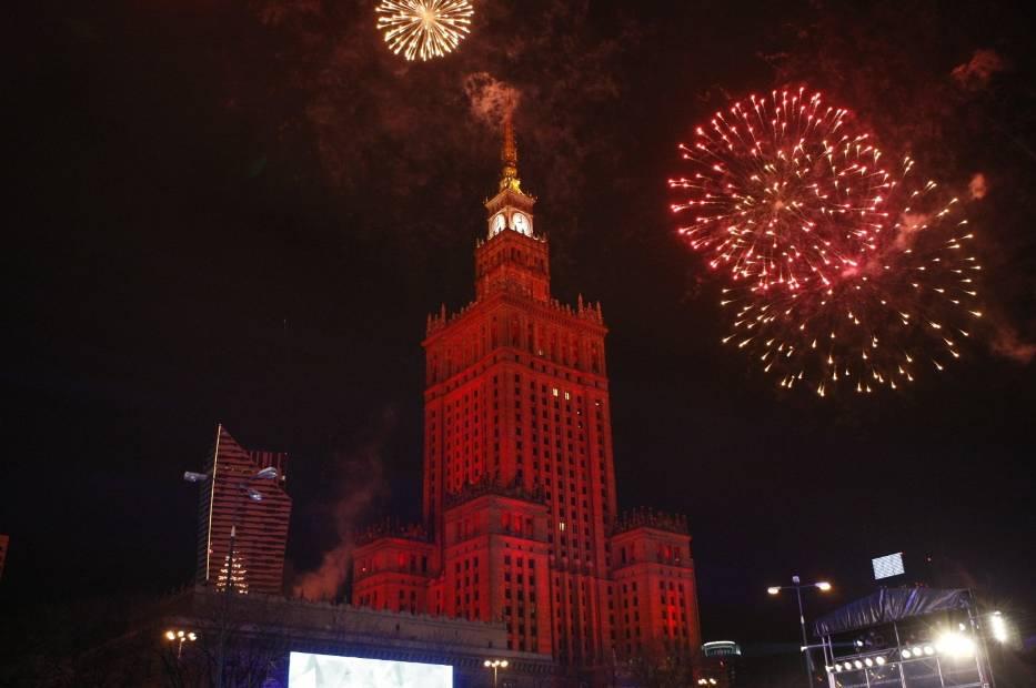 ŚWIATEŁKO DO NIEBA 2015 w Warszawie