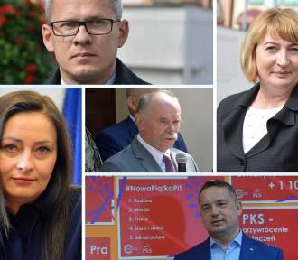 Listy PiS-u do Sejmu i Senatu z bełchatowskimi politykami. Jakie pozycje na listach otrzymali?