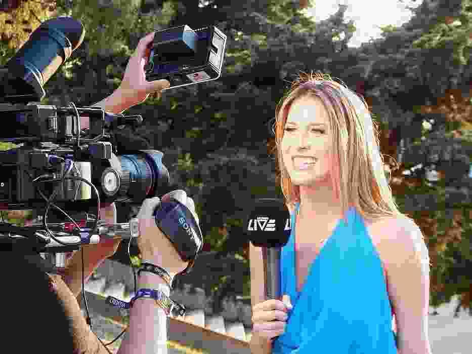 10. Dziennikarz telewizyjny