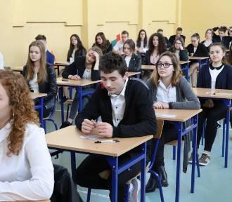 Egzamin gimnazjalny w Gimnazjum nr 2 w Złotowie [ZDJĘCIA]