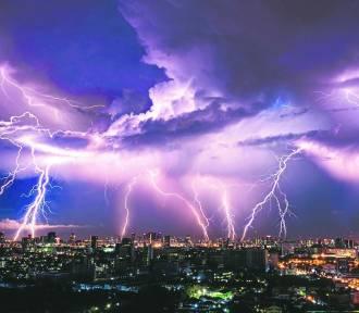 Burza na Pomorzu. Zobaczcie niesamowite zdjęcia!