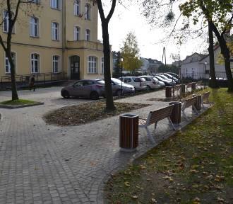 Pruszcz Gdański: Parking przy przychodni zdrowia już gotowy [ZDJĘCIA]