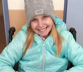 Pilne!!! Chora na raka kości 10-letnia Zuzia z Barzkowic musi jutro dostać się do Warszawy