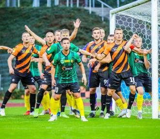 Chrobry Głogow pokonał GKS Jastrzębie. Kolejne punkty głogowian