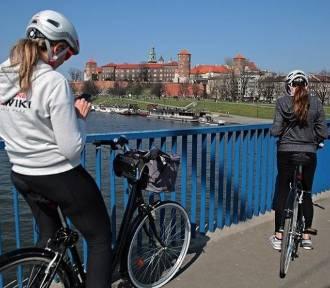Kraków. Miasto zaprasza na kolejne wycieczki rowerowe