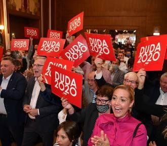 Andrzej Duda prezydentem. W regionie chcieliśmy inaczej