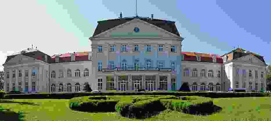 Schloss Wilhelminenberg (obecnie hotel)
