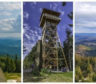 Wieże i punkty widokowe, z których można podziwiać Tatry oraz piękne krajobrazy