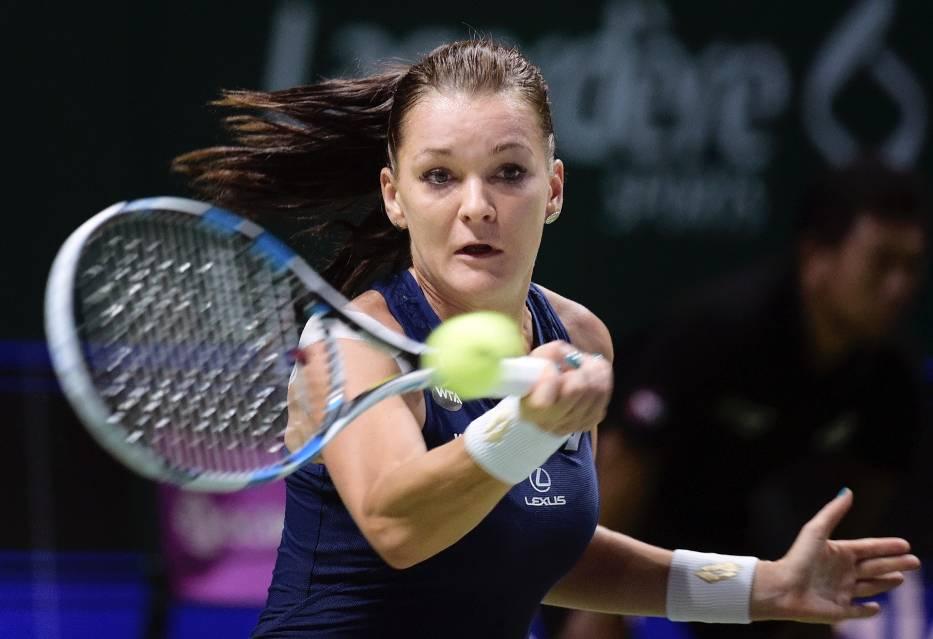 Agnieszka Radwańska wygrała z Petrą Kvitovą