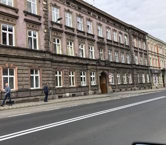 Pobity mężczyzna na ul. Słowackiego w Jarosławiu