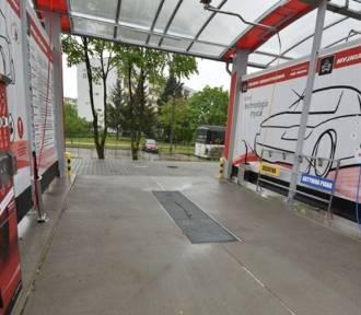 Jarosław: włamał się do automatu z pieniędzmi w myjni samochodowej