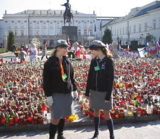 Dziewięć lat temu doszło do katastrofy w Smoleńsku. [ZDJĘCIA]