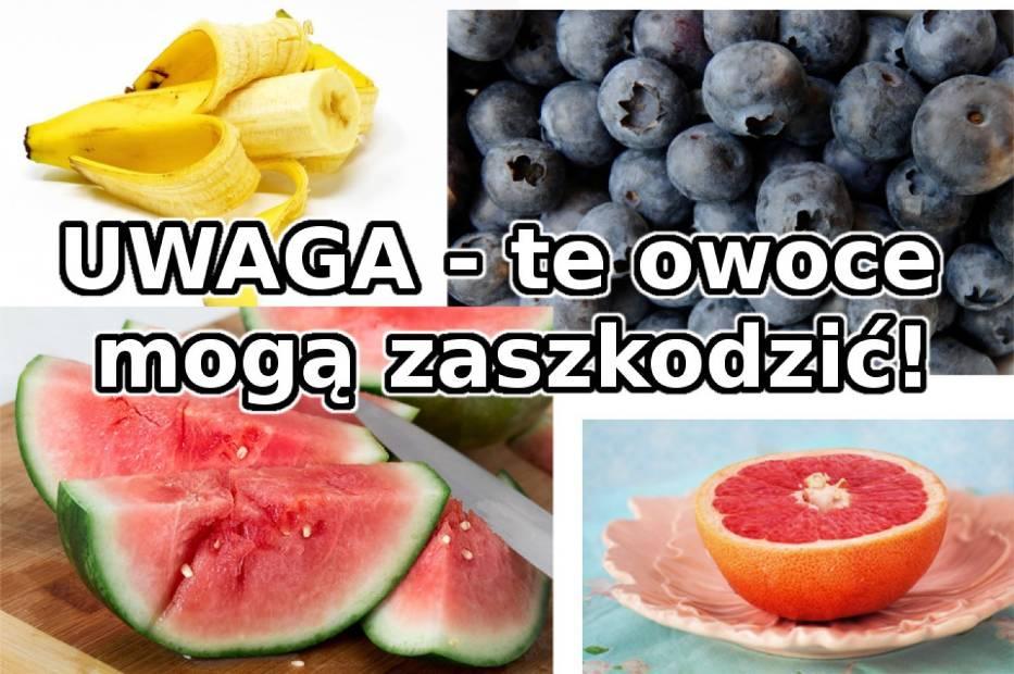 Szkodliwe owoce