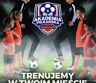 Dołącz do gry z Akademią Piłkarską Reissa!