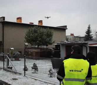 Kolejne drony nad kominami