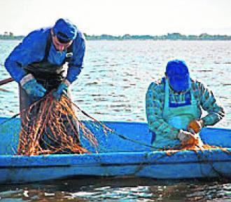 """Rybacy patrolują """"śląskie morze"""""""