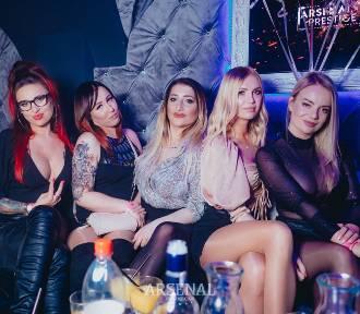 Weekendowe imprezy w Arsenal Prestige Club [zdjęcia]