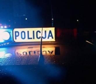 Wypadek na trasie Bierutów - Oleśnica. Są poszkodowani. Wyznaczono objazdy!