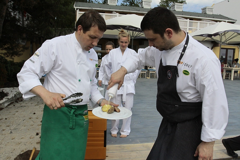Top Chef na Półwyspie Helskim
