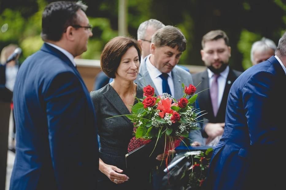 """Obchody 100-lecia policji na terenie ZPiT """"Śląsk"""" w Koszęcinie 11"""
