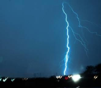 Ostrzeżenie dla Lubuskiego przed burzami z gradem