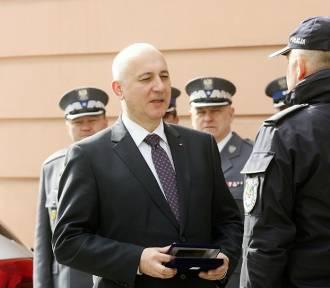 Minister Joachim Brudziński przekazał klucz do nowego posterunku policji w Świerzawie [ZDJĘCIA]