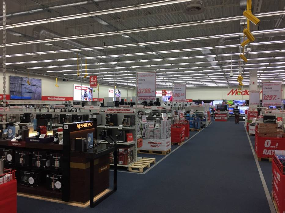 media markt w gliwicach wkr tce otwarcie w ch europa centralna a wcze niej. Black Bedroom Furniture Sets. Home Design Ideas