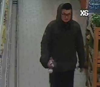 Malbork. Policja publikuje wizerunek i prosi o informacje na temat podejrzanego