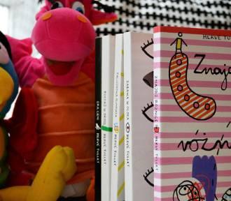 Konkurs ( rozstrzygnięty!)  na Dzień Dziecka [ZDJĘCIA] Jak się bawić z książkami Herve Tulleta?
