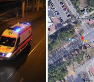 Wypadek w Bytomiu: Potrącił 14-latkę na pasach i uciekł. Jest poszukiwany