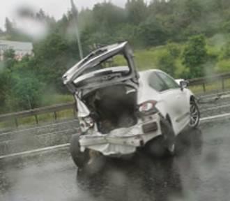 Wypadek na A4. Trasa na Wrocław zablokowana