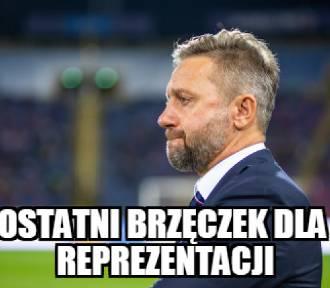 Polska - Czechy 0:1. Katastrofa! Zobaczcie MEMY