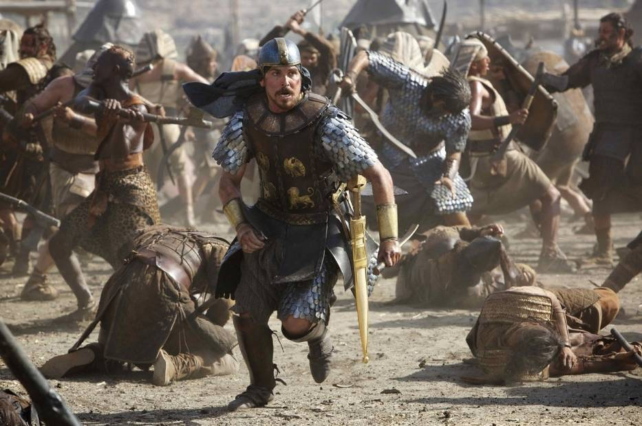 """""""Exodus: Bogowie i królowie"""""""