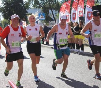 XXIX Ogólnopolski Bieg Zbąskich  - X Półmaraton wokół jeziora Błędno
