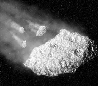 Zagraża nam asteroida Apophis. Jakie są szanse zderzenia z Ziemią?