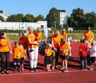Przedszkolni Paraolimpijczycy? W Szczecinie zupełnie jak na prawdziwych igrzyskach!