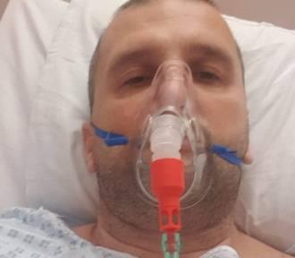 Krzysztof z Polanicy-Zdroju potrzebuje pomocy. Jego życie kosztuje 45 tysięcy złotych