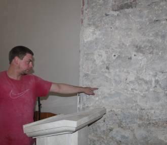 Sensacyjne odkrycia w Kościelnej Wsi w gminie Osięciny [zdjęcia]