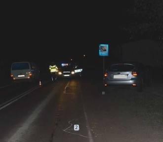 Potrącenie pieszego w Malborku na ul. Głowackiego. To już trzeci taki wypadek w powiecie malborskim