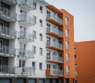 GUS: rozpoczętych budów mieszkań jest o 18,7 proc. mniej niż przed rokiem